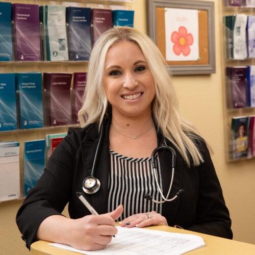 Katie A. Bischoff, MSN, APRN, WHNP-BC